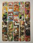Cats and Kittens Dogs and puppies  Cardboard  Bookmarks 6.5'' lenght (16cm)