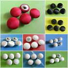 20 Satin Fabric Covered Wedding Dress Bride Shirt Top Sewing Buttons 11.5mm G137