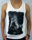 NEW MENS SINGLET EVERYDAY TANK TOP MUSCLE EURO FIT GYM FASHION S - 2XL CASUAL