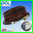 PCL Air line c/w Vertex Coupling & STD Adaptor Rubber Air Tool Compressor Hose