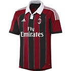 Brand New With Tags - Official Adidas AC Milan Home Shirt - All Sizes - RRP £65
