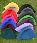 Felt Wool Cone Cloche Hood Millinery Hats Fascinators Block Base Hat body B107