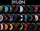 Dylon MACHINE DYE Wash Fabric Cotton Material 24 Colours Lot  or Salt Pre Dye