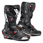 SIDI VORTICE SPORTS RACE BOOTS MOTORBIKE MOTORCYCLE BLACK