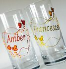 Personalised 13th Birthday Gifts Highball Champagne Wine Glass Little Diva