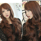 New Sexy Womens Girls Fashion Wavy Curly Long Hair Full Wigs Cosplay Party Wig