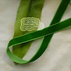 Green Velvet Ribbons Trim Sewing Scrapbook 6mm,10mm,12mm,15mm,18mm,24mm,38mm