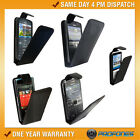 Leather Flip Case Cover Pouch with LCD Screen Protector for Nokia Mobile Phone