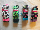 NEW JUSTICE DREAMY 2 PACK SOFT KNEE HIGH SOCKS CHOOSE SIZE S/M SHOE 13-5 M/L 5-9