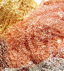 Chain Cable Steel Gold Silver Copper Brass Gunmetal ALL COLORS 5, 15, 50 feet