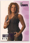 "2004 Fleer WWE Chaos ""Simply Irresistible"" "" Nidia"""