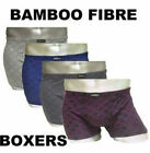 2x Men's Natural Bamboo Fibre Boxer Sizes Underwear FREE DOMESTIC POSTAGE