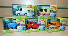NEW OLLY THE LITTLE WHITE VAN 'PUSH ALONG' CHARACTERS, COLLECT ALL 5!!!
