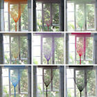 Tassel Door Doorway Room Window Divider Panel Curtain String Screen Drape DT419