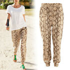 """Fashion Elegant New Womens Girls Elastic Waist Casual Harem OL Pants Trousers"