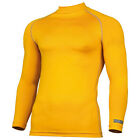 Rhino Base Layer Top Adult - Unisex Long Sleeve Sports Compression Body Fit Top