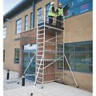 Youngman MiniMax Aluminium Tower Scaffold Tower 3T Industrial 2.6m to 7.8m (WH)