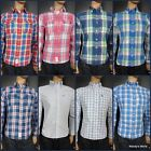 Abercrombie & Fitch Men's Flannel - Plaid Shirt -A&F- NWT Brand New Muscle 2013