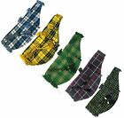 BRAND NEW BAGPIPE COVERS + CORD IN DIFFERENT COLORS TO CHOOSE FROM- TARTAN