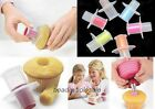 New Cupcake Corer Plunger Cutter Pastry Decorating Divider Filler Cake Model