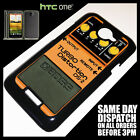 Cover for HTC One X Stomp Box Effects Pedal FX Guitar Disortion Case %9013