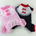 Dog Clothes,All-in-One Suits with Lace Pajama_G314