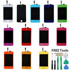 For iPod Touch 4 Gen LCD Touch Digitizer Screen Assembly Replacement+FREE Tools