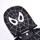 Cosplay Kids Black Spider Man VENOM Outfit 3-7Y/O  Dress Up Costume With Mask