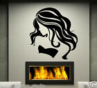 HUGE SEXY WOMEN WALL STICKER  Barbershop Sticker  4 SIZES AVAILABLE  N90