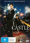 Castle Season 2 (DVD)