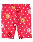 GYMBOREE BLOOMING NAUTICAL PINK DOT N POPPY BIKE SHORTS 3 4 5 6 7 8 9 10 12 NWT