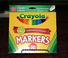 CRAYOLA ART SUPPLIES**COLORED PENCILS, FINE MARKERS, BROAD MARKERS**U CHOOSE!