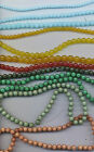 JADE DYED GEMSTONES BEADS