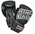 RING TO CAGE Deluxe MiM-Foam Sparring Gloves - Safety Strap - New!