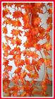 5stems Encryption-type Artificial Silk maple leaf Ivy Indoor  outdoor decoration