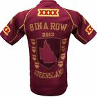 QLD Maroons State of Origin Domin8 Jersey BNWT Dominate 8 in a Row FREE CAP