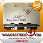 WANDTATTOO - Cocktailrezept Long Island Ice Tea Cocktail Rezept Bar Küche - Mt71