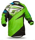 2015 Fly Racing F 16 Adult Mens MX ATV Jersey Green/Black ALL SIZES
