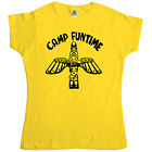 New Womens T Shirt -  As Worn By Debbie Harry - Camp Funtime