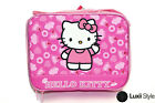 New With Tags Sanrio Hello Kitty Soft Canvas Lunch Bag Lunch Box Lunchbags Totes