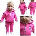 CONVERSE ALLSTARS BABIES FULL TRACKSUITS PINK SIZES 3 TO 24 MONTHS