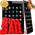 "9"" Inch Quad Core Camera Google Android 4.4 KitKat Allwinner Tablet PC 16GB"