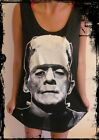 Unisex Frankenstein Weste Tank-Top Singlet T-Shirt Blusen Sizes S-XL