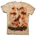 The Walking Dead Sheriff Rick Grimes Costume Officially Licensed Adult T-shirt