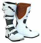 WULFSPORT MOTOCROSS ENDURO BOOTS (ALL SIZES) MX  WULF YZ KX RM CR DR XR KTM EXC