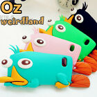 Platypus Case for iPhone SE/5/5S, Duckbill Quality Product Cover Skin WeirdLand