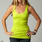 Fox Racing Women's 'Miss Clean' Kiwi Tank Top (SALE - WAS $32)