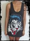 **Stray Cats Unisex Vest** Singlet Tank-Top T-Shirt Sizes S M L XL