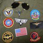 Top Gun - Flight Suit Costume - Maverick, Iceman, Goose - NEW
