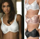 2 pack Bali Satin Tracings Minimizer Bras -  Style 3562